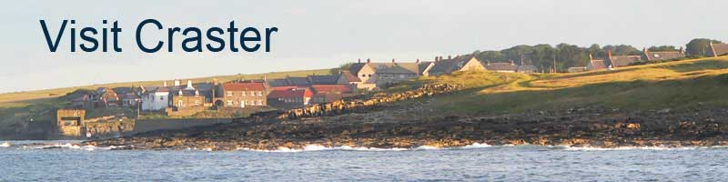 Visit Craster, published by the Craster Community Trust